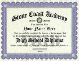 stone coast academy earn your high school diploma online from an  earn your high school diploma online from stone coast academy