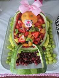 Tray Decoration For Baby Nice Ideas Baby Shower Fruit Tray Wonderful Design Platter For 79