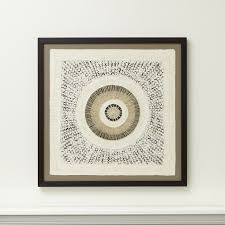 circulo de papel wall art on metal puzzle wall art sculpture with wall prints crate and barrel
