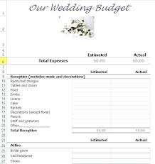 How To Make A Monthly Budget On Excel Create Monthly Budget Excel Barca Fontanacountryinn Com