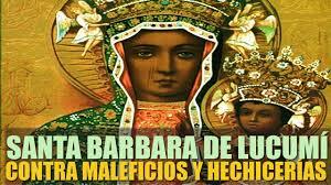 Resultado de imagen de santa barbara