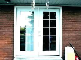 exterior door with blinds inside glass exterior door with blinds weld patio doors with blinds weld