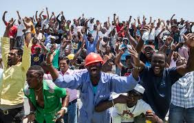 a respite of soccer for qatar s laborers the new york times fans of gulf contracting a construction firm working in qatar that advanced to the 6 final of the workers cup in a shootout credit olya morvan for the