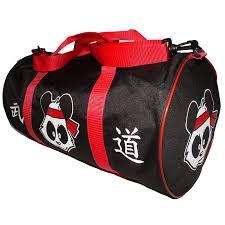 martial arts panda gear bag