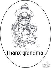 Bedankt Oma Kleurplaten Opa En Oma