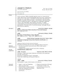 Microsoft Template Resume Simple Microsoft Word Resume Templates Free With Free Resume Templates Word