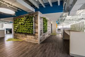 office feature wall. The Design Of Microbac Laboratories\u0027 New Corporate Headquarters Was Recently Featured As One Coolest Offices In Pittsburgh Business Times. Office Feature Wall