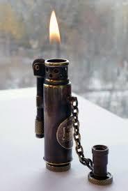 <b>Зажигалка</b> из гильзы | <b>Зажигалка</b>