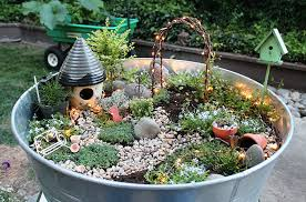 fairy gardens images. Beautiful Fairy Fairy Gardening Or Miniature Is A Huge Trend Right Now In The  Gardening World And For Good Reason These Little Gardens Are Beautiful  In Gardens Images 3