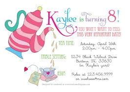tea party invitation ideas net princess tea party invitations printable features party dress party invitations