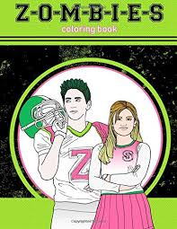 Click on the coloring page to open in a new window and print. Amazon Com Z O M B I E S Coloring Book 60 Premium Quality Images 9781725848290 Lite Neo Books