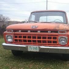 1961-1966 Ford & Mercury trucks - Motor Vehicle Company - 67 Photos ...