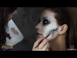 zombie makeup how to flapper zombie part 3 makeup tutorial you