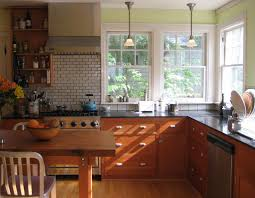 craftsman kitchen by microhouse