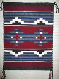 blue navajo rugs. Fine Navajo Chief Revival Navajo Weaving By Carol Harrison U2013 Small Size For Blue Rugs O