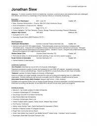 Resume For Internship Template Linkinpost Com