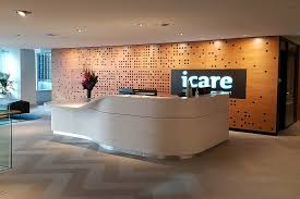 Small Picture Reception Desks Manufactured by Aspen Commercial Interiors