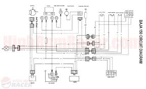 chinese atv wiring diagram for baja 110cc atvs throughout 90 new 110cc atv electrical diagram at 110 Cc Atv Electrical Diagram
