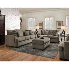american furniture living room. stationary living room group american furniture