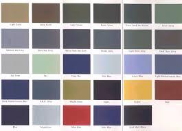 20 Reasonable Fs 595 Color Chart