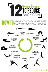 can t get rid of that constant back pain do the following pain relieving yoga sequence two to three times a week to start feeling back pain relief