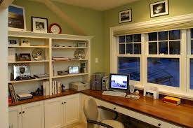Farmhouse Cottage Office Study Farmhouse-home-office  Houzz