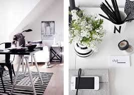 ... Black And White Home Decor Striking Photos Design Interior Workspace  Studio Inspiration Lifestyle Details Living 96 ...