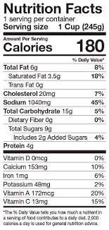 Green Mill Nutrition Chart Fire Roasted Tomato Basil Soup Green Mill Foods