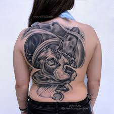 значение татуировки кошка обозначение тату кошка что значит