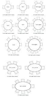 table size seating chart 8 person circle table 8 person round table size round table seating table size seating chart