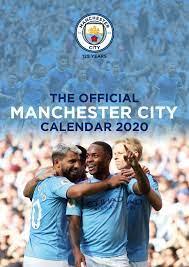 Manchester City FC - Wandkalender