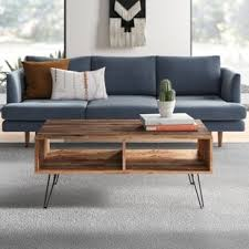 Living room design had us cheering over this modern design you can fit your books, blu rays and even the kiddos toys inside! Modern Contemporary Coffee Tables Free Shipping Over 35 Wayfair