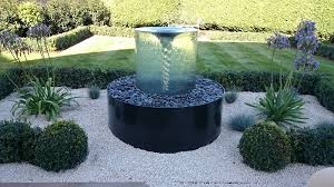 spectacular water feature