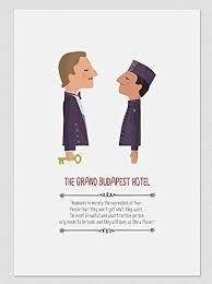 Grand Budapest Hotel Quotes Delectable Print The Grand Budapest Hotel Available In Two Sizes A48 A48