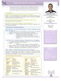 Exemple De Cv D Un Administrateur R Seau Resume Template