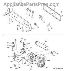 ge we04x20089 timer appliancepartspros com part diagram