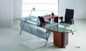 office furniture glass. Glass Office Tables Desks Furniture O