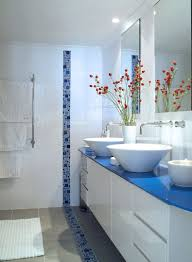 Blue And White Decorative Tiles Decorating with Blue and White 37
