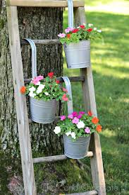 Garden Design Spray Paint Jazz Up Your Old Planters With Spray Paint And Your