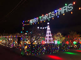 Christmas Lights In Sunrise Florida Holiday Lights 15 Dazzling Bay Area Displays For 2019