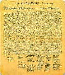 declaration of independence essays original declaration of independence display