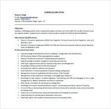 Ccna Resume Format Sample Ccna Resume Format For Freshers Free