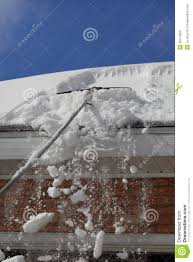 gallery of snow roof rake stock photo leaking rake roof snow winter with roof  leaking in