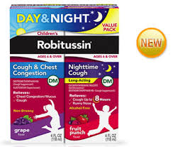 Robitussin Dm For Child