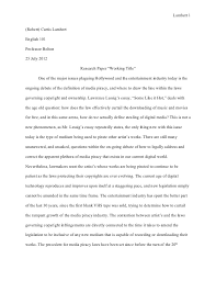 example of rough outline for research paper d hypercube game example of rough outline for research paper