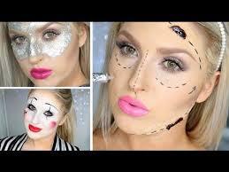 09 54 last minute ideas 3 makeup looks
