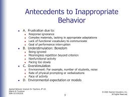 Ppt - Applied Behavior Analysis For Teachers Powerpoint Presentation ...