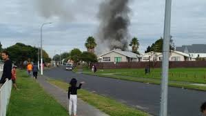 South Auckland <b>children</b> escape '<b>mushroom cloud</b>' fire | Stuff.co.nz
