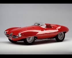 Alfa romeo Disco Volante. MotoBurg