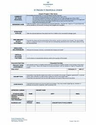It Project Proposal Template Free Download 002 Business Proposal Template Free Download Project Awful